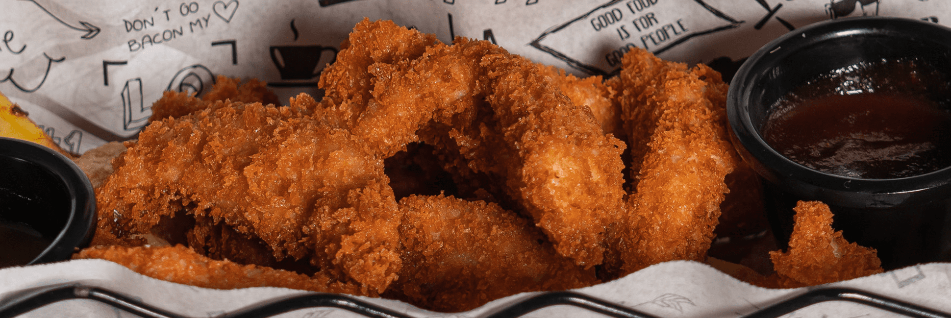 Chicken Tenders - Detalle