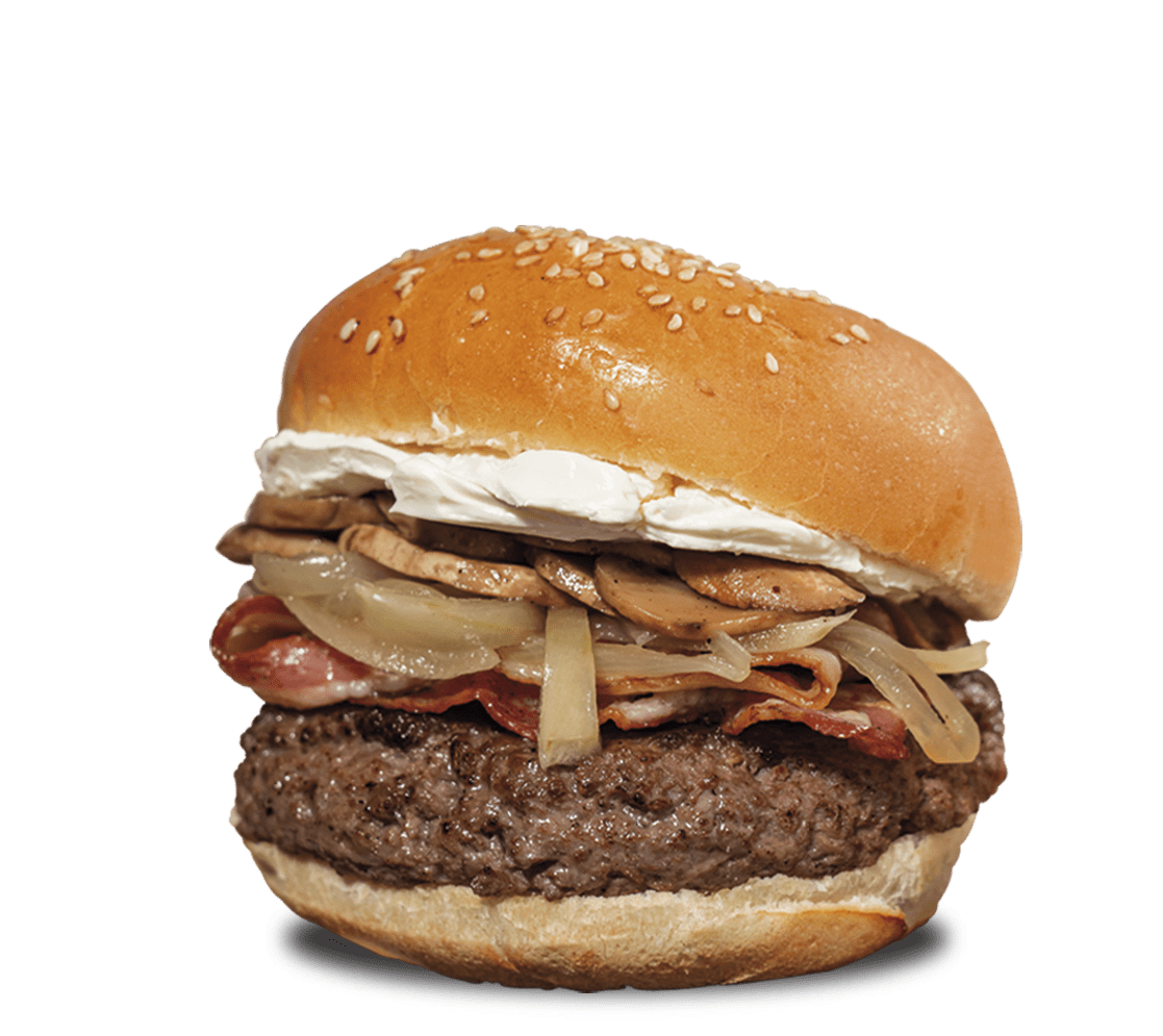 Hamburguesa Philly - La H es Muda